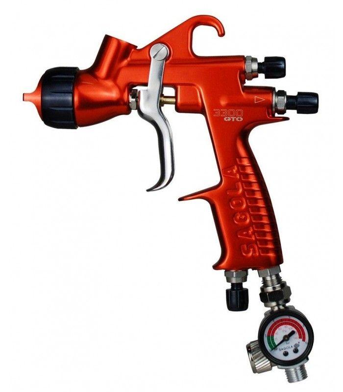 Gun 3300 GTO CAR Sagola 1 3 mm HVLP + RC2