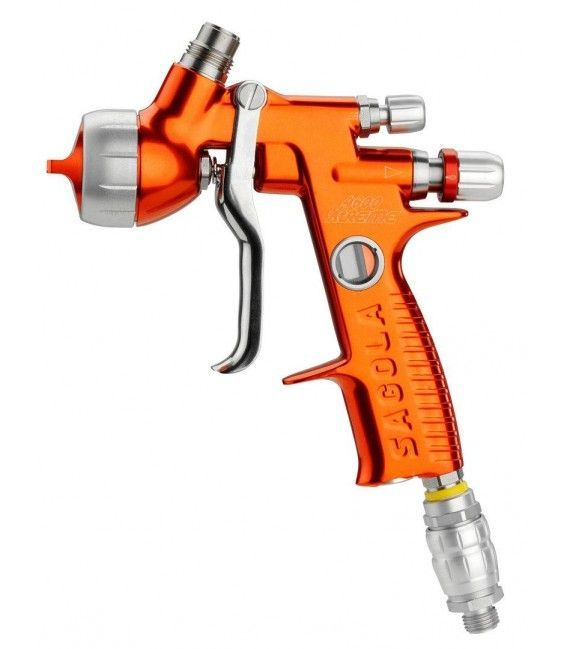 Gun Sagola 4600 Xtreme 1.3 mm CLEAR - to-DIGITAL