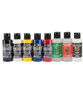 Set Farben, Wicked Colors + 3 Reducers - 60ml