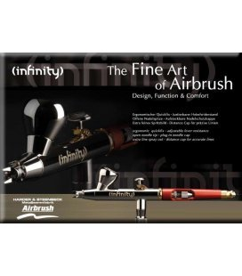 Airbrush Harder & Steenbeck Infinity 0,15 mm