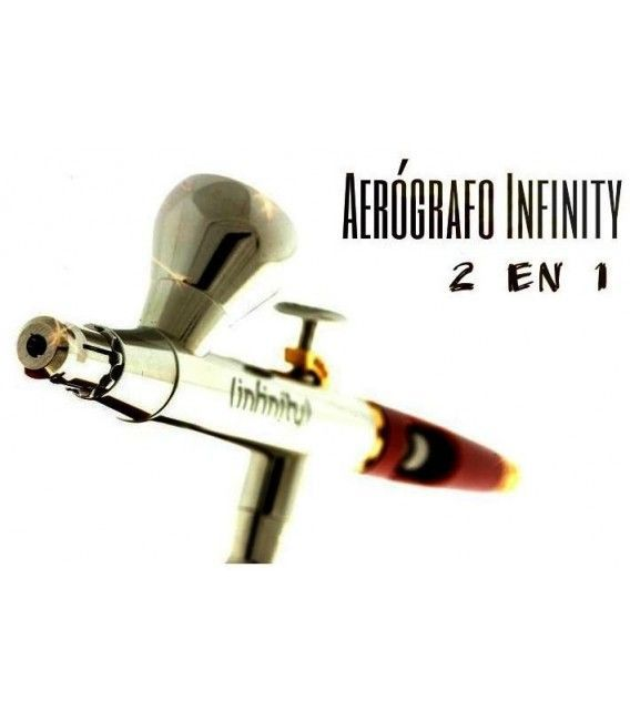 Airbrush Harder & Steenbeck Infinity 2-in-1
