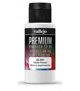 Priming White Vallejo Premium - 60ml