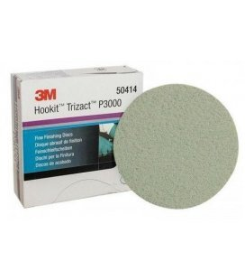 1pcs. Disc P3000 Hookit Triazact 3M - 150mm