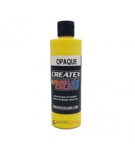 Paint Createx Opaque Yellow - 240ml
