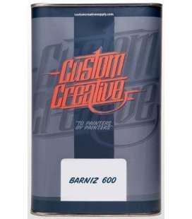 Barniz Satinado Custom Creative C600 Anti Scratch 1,2L