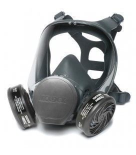 Mask 9000 Series Moldex - ABEK1