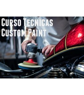 Technical course Custom Paint - Initiation - APRIL 20