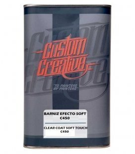 Varnish Soft Custom Creative C450 1.2 L