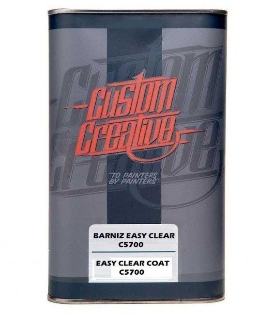 Barniz Easy Clear Custom Creative C5700 HS 1,5L