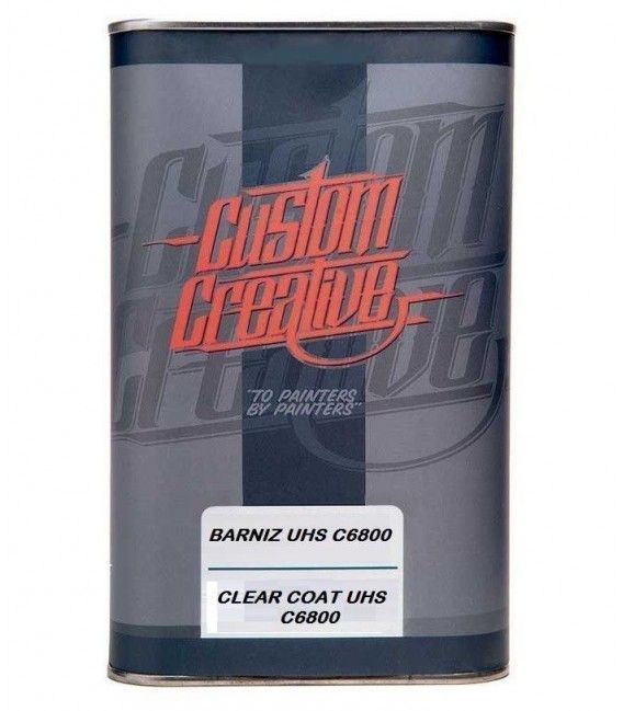 Varnish Premium Custom Creative C6800 1.3 L