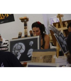 36th Course Airbrushing Basic Intensive - 2 JUNE