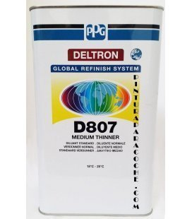 Diluent Medium D807 PPG - 1L
