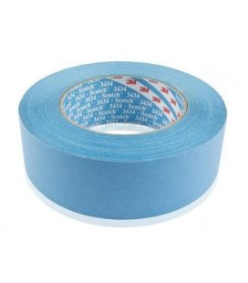 "Blue tape to Mask ""3434"" 3M (50mm x 50mtr)"
