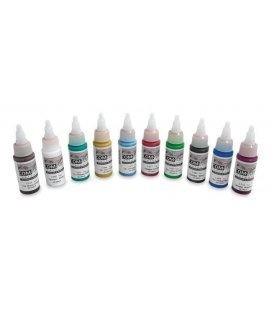 Set Pinturas Opacas Com Art - KIT B (28ml x 10ud)