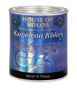 "Camaleon ""ORIGINAL"" PLATA a VERDE KF03 House Of Kolor (1L)"
