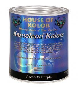 "Camaleon ""ORIGINAL"" VERDE a PURPURA KF04 House Of Kolor (1L)"
