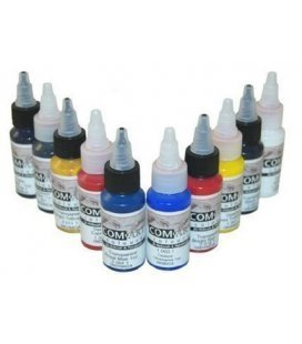 Set Pinturas Transp. / Opacos Com Art - KIT G (28ml x 10ud)