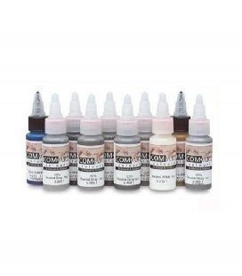 Set Grey Paintings Com Art KIT H (28ml x 10ud)