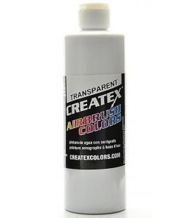 Paint Createx Transparent White 240ml