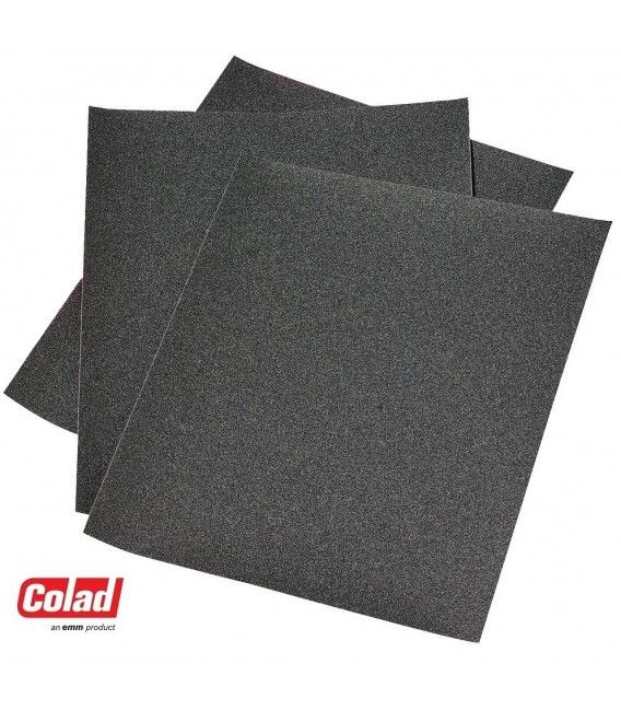 SETS Sandpaper with Water (P80 to P3000) - 3ud