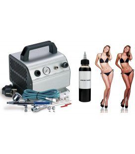 Set Airbrushing Tan, Intermediate