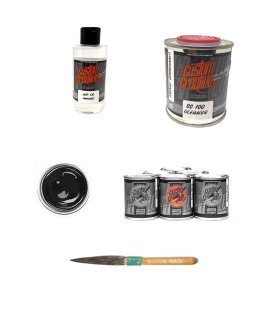 Kit d'initiation Pinstriping création Personnalisée