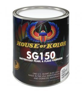 "Resina SG150 ""Purpurina y Perla"" House Of Kolor - 1L"