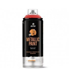 Spray Acrylic Paint Metallic Montana