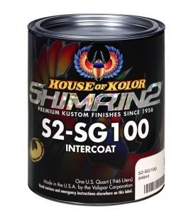 Resin Entrecapas S2-SG100 House Of Kolor (1L)