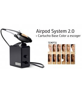 System Makeup Spray Airpod 2.0 Temptu