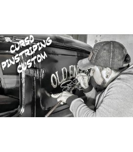 Curso Pinstriping Custom Express
