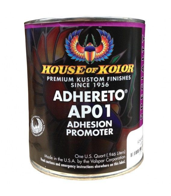 Adhereto Plásticos/Metales AP01 House Of Kolor (250ml a 1L)