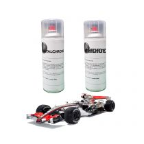 Kit Spray Chrome Effect Metalchrome - BASIC (2 Sp)