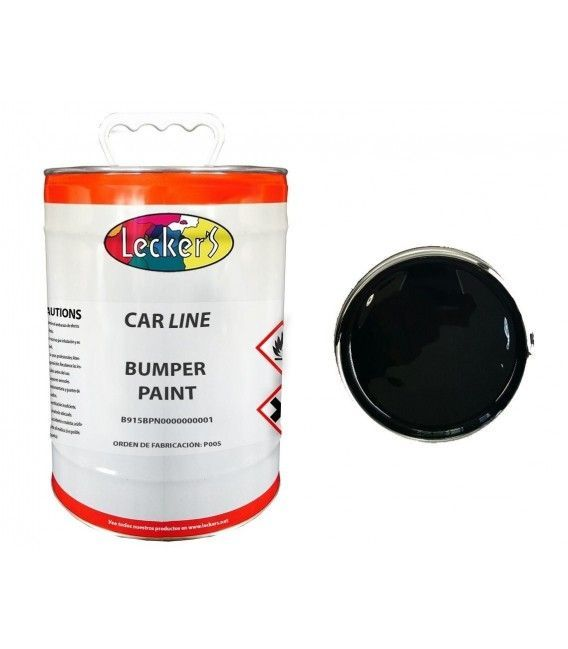 Paint Bumper Black - 1L