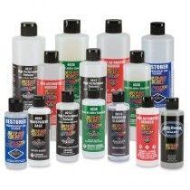 Riduttori, Detergenti e Additivi per Aerografia