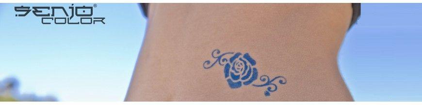 Senjo Tatuatge Temporal