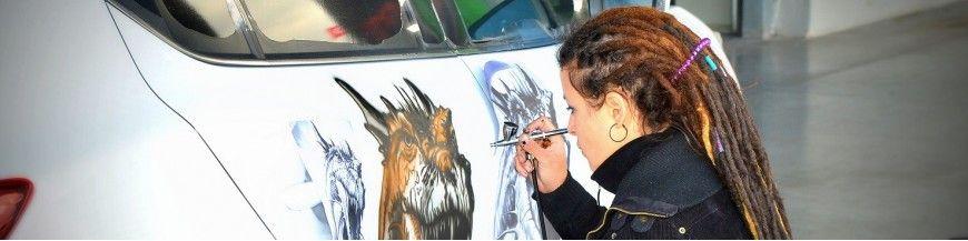 Painting Airbrushing Automotive