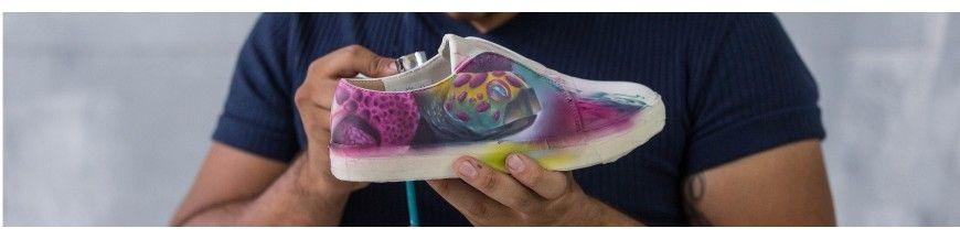 Painting Airbrushing Textile