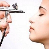 Malerei Airbrush Make-Up