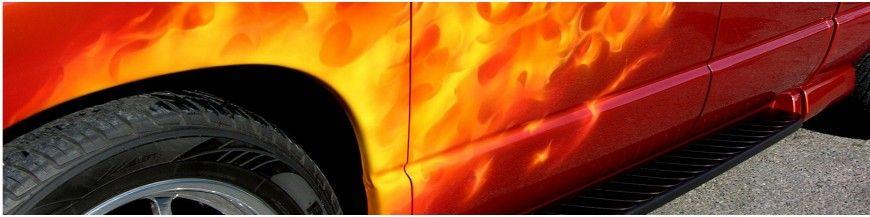 Pintura Aerografia Foc Real