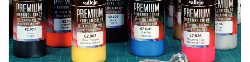 Peintures Premium Vallejo