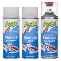 Sprays Verniz