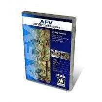 DVD's de Aerografía