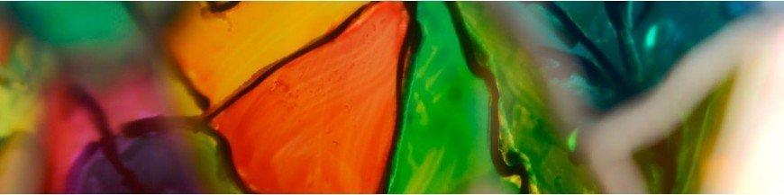 Pintura Cristal / Vidrio Opaca