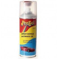 Spray Satin Varnish