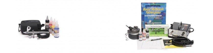 Iwata airbrush set / Kit IWATA