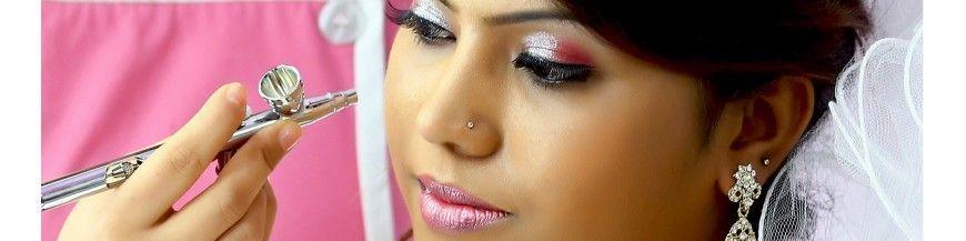 Sets De Maquillatge De L'Aerografia
