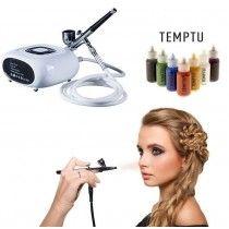 Sets Makeup Airbrushing