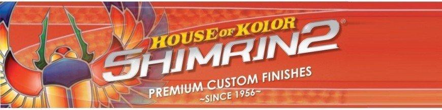 Pintures House of Kolor