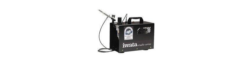 Iwata, Compressori